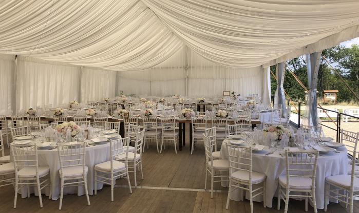 VIP party stan na svatbu