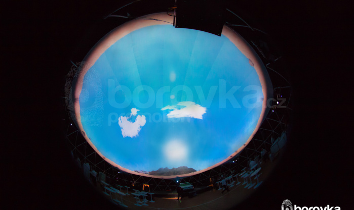 360 Dome Mapping