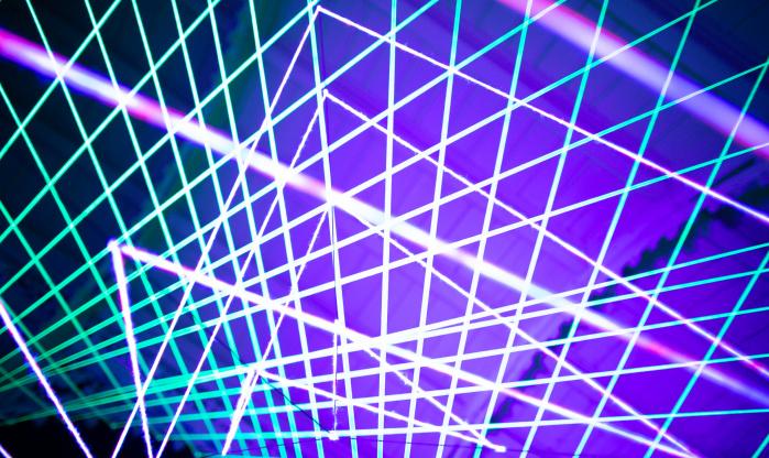 UV bludiště