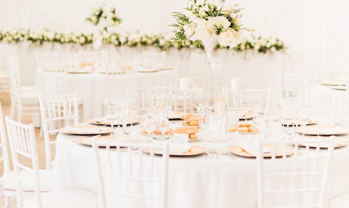 VIP svatební stan Praha