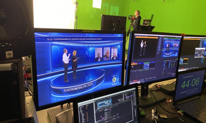 Virtuální 3D konference