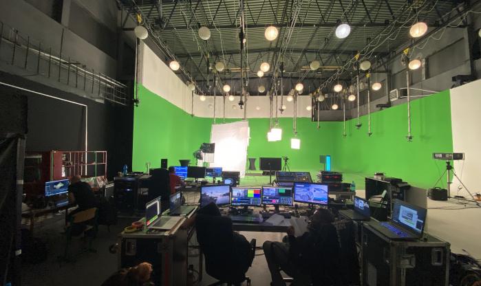Virtuální 3D studio