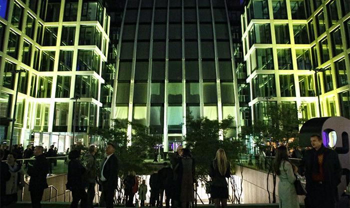 Architektonické osvětlení