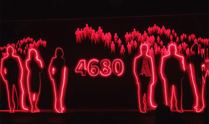 3D hologram stage