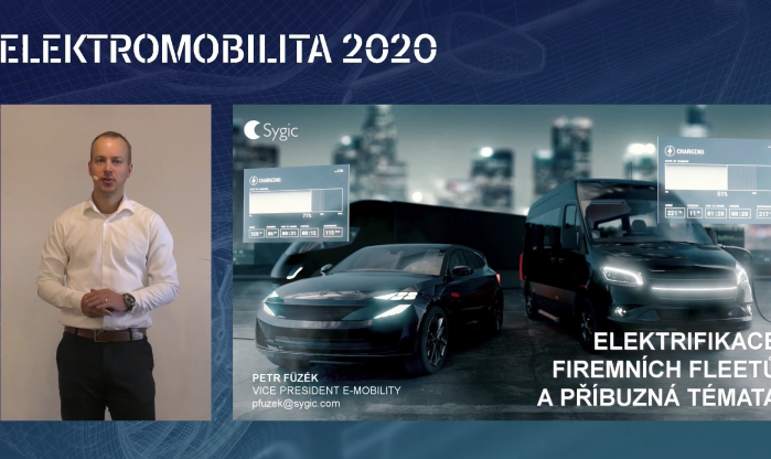 3D Virtuální studio - Elektromobilita 2020